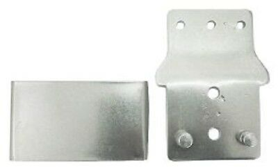 """Blevin Buckles - All Metal - Stainless Steel - 2"""" - NEW"""