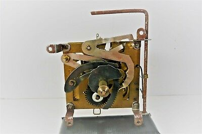 Vtg Hubert Herr Cuckoo Clock Movement Triberg Germany Parts Only