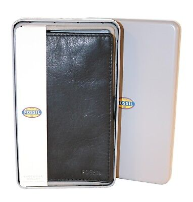 63227cc11a1 FOSSIL INGRAM MEN S Executive Leather Wallet -  48.50
