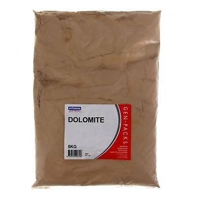 Dolomite 5kg Horse Equine Supplement Health Vetsense Gen-Pack Value Pet