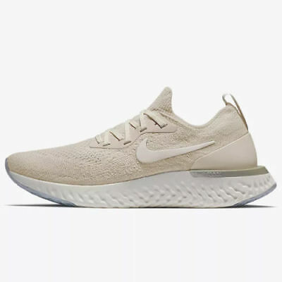 9eeb2349dbb5 Nike Epic React Flyknit AQ0070-201 Women s US 8.5-10 Light Cream Lemon Wash