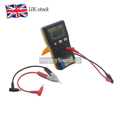 MESR100 V2 AutoRanging In Circuit ESR Capacitor Meter Tester Up to 0.001-100R UK