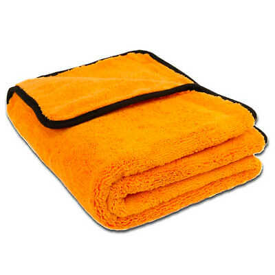 Liquid Elements Orange Baby XL Premium Auto Trockentuch 60*90 cm Mikrofasertuch