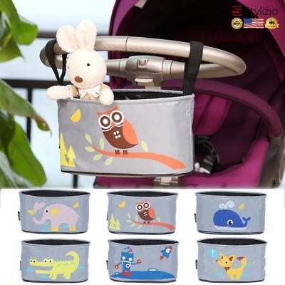 Stroller Bag Organizer Diaper Infant For Baby Nappy Strollers Accessories