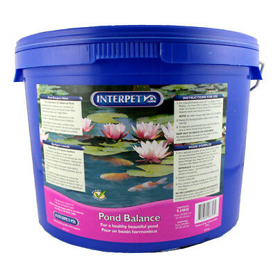 Pond Balance 62000 Gallon Bulk Value 20LB Pale To Balance Your Pond
