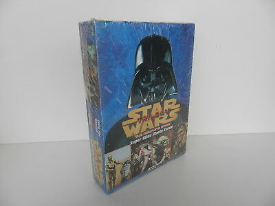 1997 Topps STAR WARS Trilogy Super Wide Movie Cards SEALED Box 36 ct.