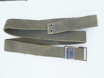 M1 Garand Sling Dutch made Used OD Free Shipping
