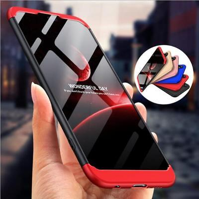 For Huawei P20 Pro/Lite 360° 3 in 1 Full Protective Hybrid Hard Shell Case Cover