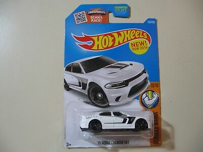 Hot Wheels: 2016 Muscle Mania, 15 Dodge Charger SRT, Brand New U0026 Sealed