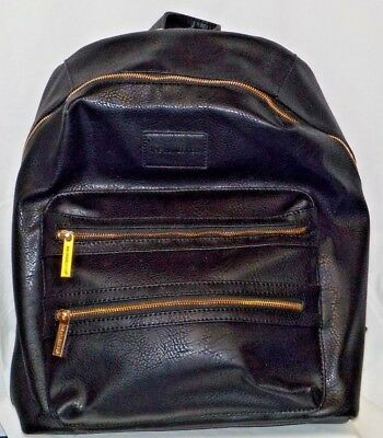 Brand NEW w/ TAGS The Honest Co. DIAPER BAG City BACKPACK w/ Changing Pad VEGAN