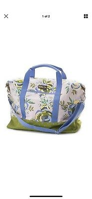 Matilda Jane Up and Away Weekender New in Bag Duffle Overnight Bag (New in Bag)