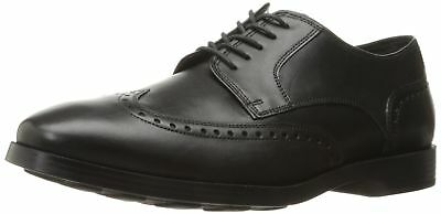 Cole Haan Men's Jay Grand Wing Ox Oxford, Black, 10 M US