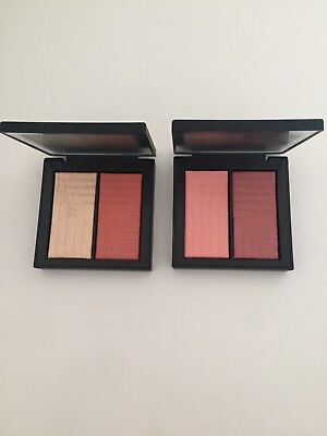 TWO new Nars Dual-Intensity Blush in shades Frenzy & Fervor.