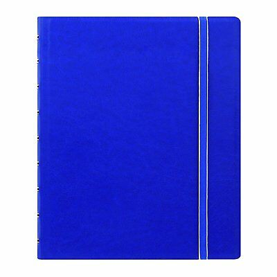 Filofax Classic Notebook - Blue - Executive Size (9.25 x 7.24 inches) 115903