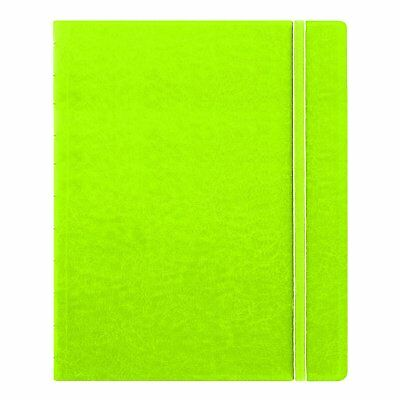 Filofax Classic Notebook - Pear - Letter Size (10.875 x 8.5 inches) 115107