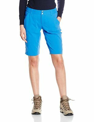 Columbia Saturday Trail Damen Long Shorts 40 Stormy Blue