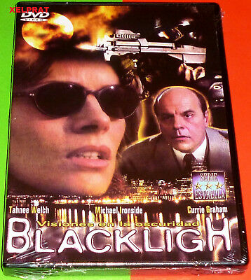 BLACK LIGH Visiones en la oscuridad / BLACK LIGH Visions of Darkness DVD R2