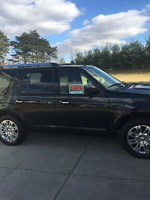 2013 Ford Expedition Limited leather Limited edition, 38000 miles, fully loaded, with heated and cooled seats.