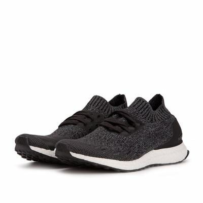 4aa560b8740 Mens ADIDAS UltraBoost Uncaged Black Running Shoes Mens Sneakers BY2551 NEW