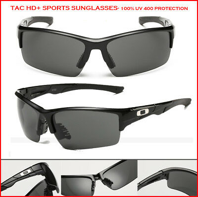 Tac HD+ Sports Sunglasses Cycling Running Driving Fishing Golf Baseball Glasses