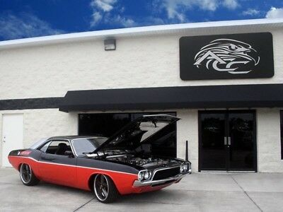 Challenger -CHIP FOOSE-HEMI PRO TOURING 1972 Dodge Challenger, Black/Red with 0 Miles available now!