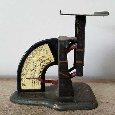 Antique Vintage Scale - The Gem Postal Scale