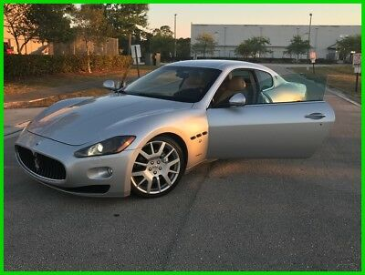Maserati Gran Turismo S 2008 Maserati Gran Turismo S Coupe / Low miles / Financing / Service Records!