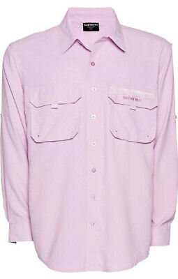 Shimano Ladies Lilac Vented Shirt BRAND NEW @ Ottos Tackle World