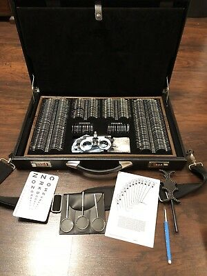 Optometry Pioneer Premier Trial Lens Set- Optometrist