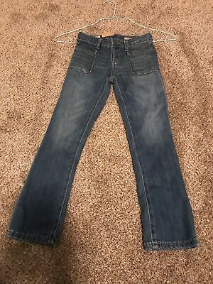 New with Tags Polo Ralph Lauren Low Rise Jeans Size 6 Girls Slim Boot