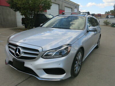 2016 Mercedes-Benz E-Class 350 4-Matic Wagon/7seater 2016 Mercedes Benz E-350 4Matic Wagon e 350 AWD Low Reserve loaded Low Miles 16
