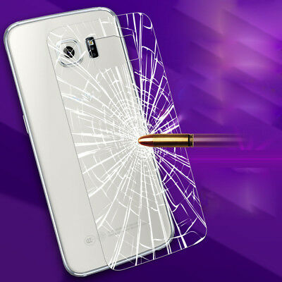 Full Coverage Front+Back Tempered Glass Film For Samsung Galaxy s6 Edge+ Plus GD