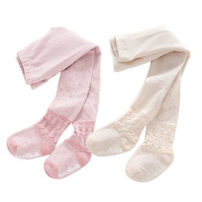 Winter Baby Toddler Kids Girls Cotton Warm Pantyhose Socks Tights Stockings 1-6Y