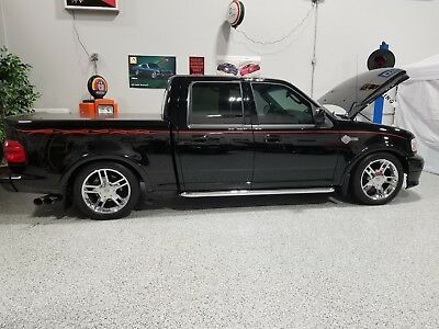 2002 Ford F-150 Harley Davidson Edition 2002 F150 Harley Davidson Limited Edition  - Like New! Only 4,658 Miles!