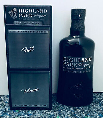 Highland Park Full Volume - Distilled 1999 Bottled 2017 - 47,2%vol - 0,7L - !!!!