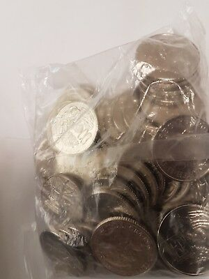 Sealed Mixed Bag Of New And Old 10p With The new 10 A -Z  E's and P's