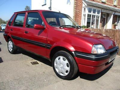 1995 M Rover Metro 1.1 S 5Dr Manual Petrol 2 OWNERS 34k Mls only
