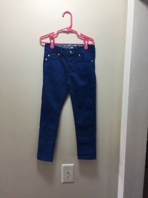 Girls Size 6 Skinny Jeans By 7 For All Mankind