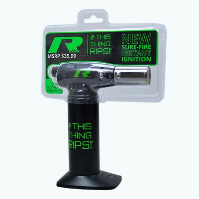 Genuine This Thing Rips R Series Mini Torch Lighter / Green