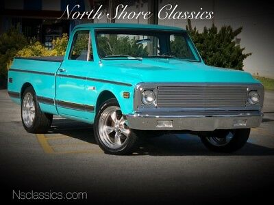 Pickup - CHEYENNE-FRAME OFF RESTORED-BIG BLOCK - SEE VIDE Black Chevrolet Cheyenne with 0 Miles available now!