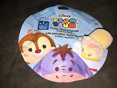 NEW Disney Fuzzy Tsum Friends! Mystery Pack Mufasa The Lion King Fuzzy TsumTsum