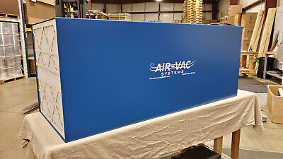 +++--- Industrial AIR CLEANER  Air-Vac Systems  ---+++ up to 99% efficiencies!!!