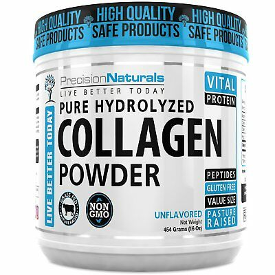 Collagen Protein Powder Peptides Bovine Premium Hydrolyzed Keto Supplement –