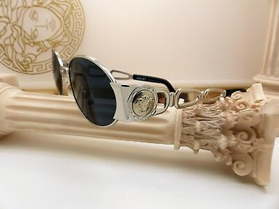 Genuine Rare Vintage Gianni Versace Sunglasses Mod. S34 Col. 26M New Old Stock