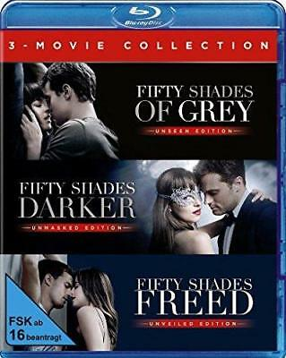 50 shades of grey fifty shades of grey movie collection teil 1 3 dvd eur 33 99 picclick de. Black Bedroom Furniture Sets. Home Design Ideas