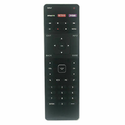 New Replacement For Vizio P502UI-B1E P502UIB1E TV Remote Control With Key Board