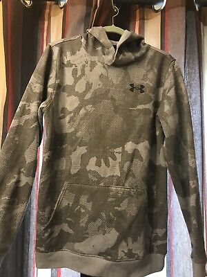 Boys Under Armour Hoodie Youth Xl