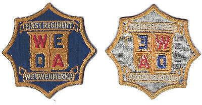 Unknown, possibly California Sate Guard patch