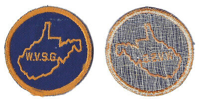 West Virginia State Guard patch