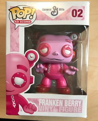Funko Pop Frankenberry & Boo Berry General Mills Duo VAULTED 02 03
